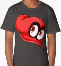 Mario Oydessy Red Cappy Long T-Shirt