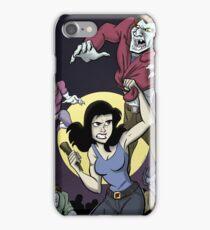 Have a Little Faith - Buffy Inspired Art iPhone Case/Skin