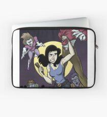 Have a Little Faith - Buffy Inspired Art Laptop Sleeve