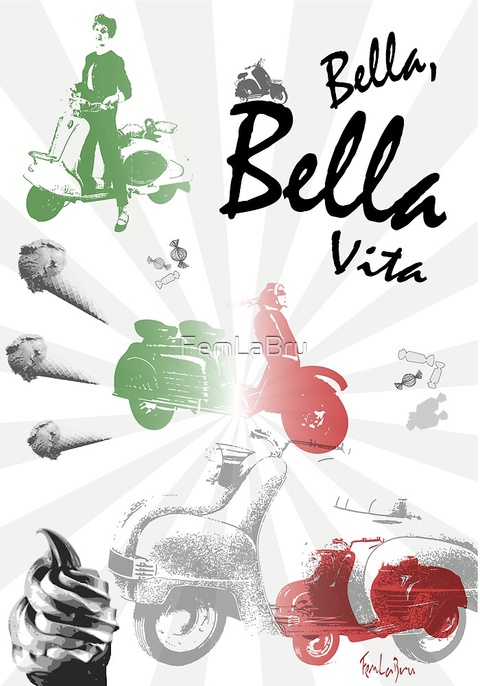 Bella Vita by FemLaBru