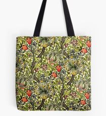 William Morris Golden Lily Tote Bag