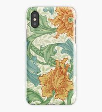 William Morris Single Stem iPhone Case/Skin