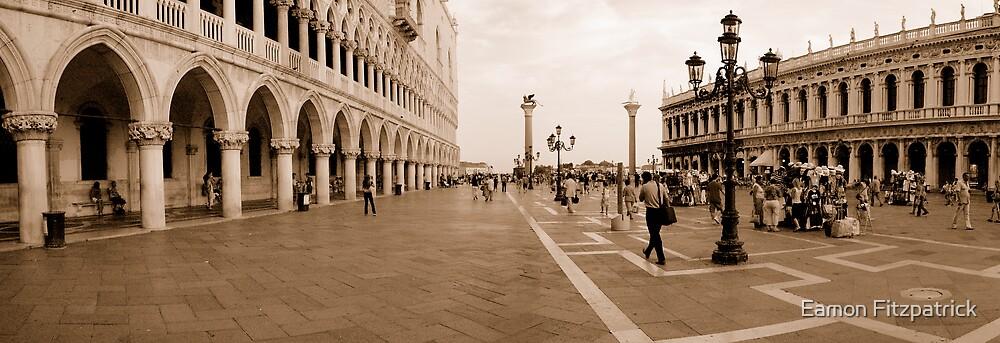 VENICE, ITALY by Eamon Fitzpatrick