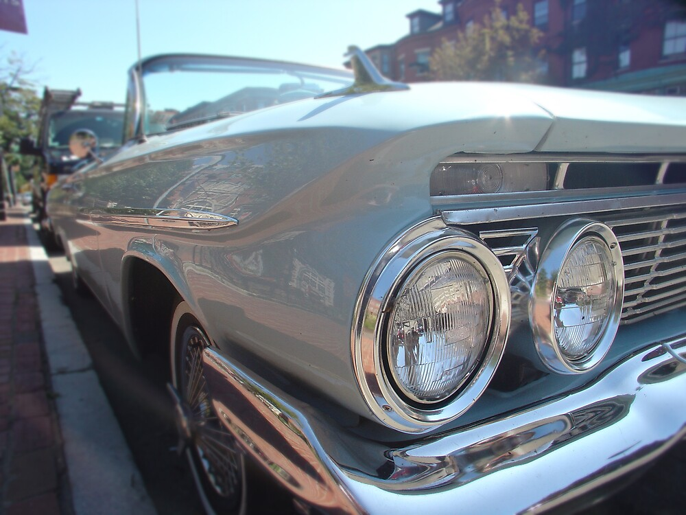 '61 chevy impala by colleenboston