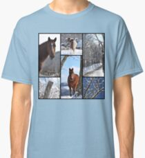 Winter Meadow Classic T-Shirt