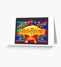 EarthBound (SNES) Greeting Card