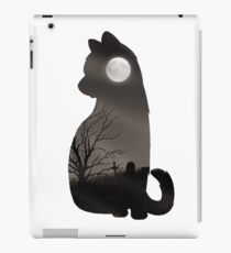 Shadowclan Cat iPad Case/Skin