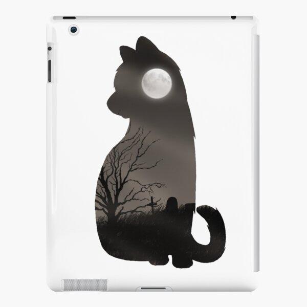 Shadowclan Cat iPad Snap Case
