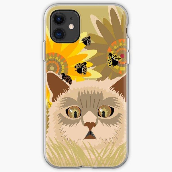 Too Many Ladybugs - Neutral iPhone Soft Case