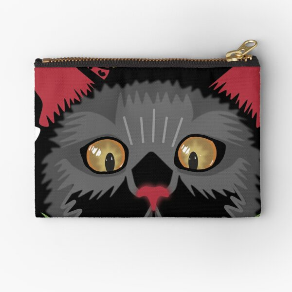 Too Many Ladybugs Zipper Pouch