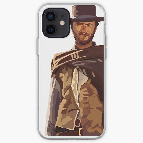 Homme sans nom Coque souple iPhone