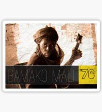 Bamako '76 Sticker