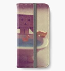 Danboard and Ducks iPhone Wallet