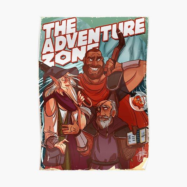 The Adventure Zone! Poster