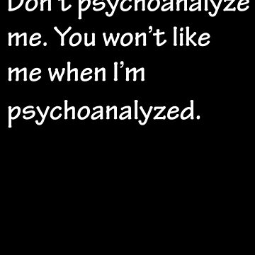 Don't Psychoanalyze Will Graham by CoppersMama