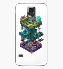 Dungeons and Isometric Dragons Case/Skin for Samsung Galaxy
