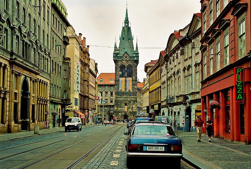 Prague by Filiz A