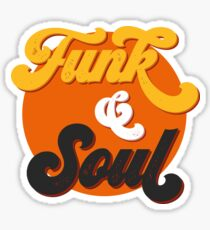 Funk & Soul Sticker