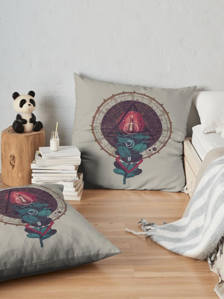 Alternate view of Birth Floor Pillow