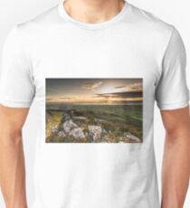 Sunset from Binevenagh T-Shirt