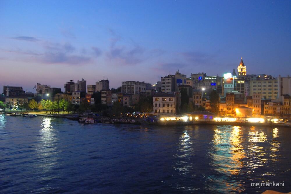 Istanbul by Night by mejmankani