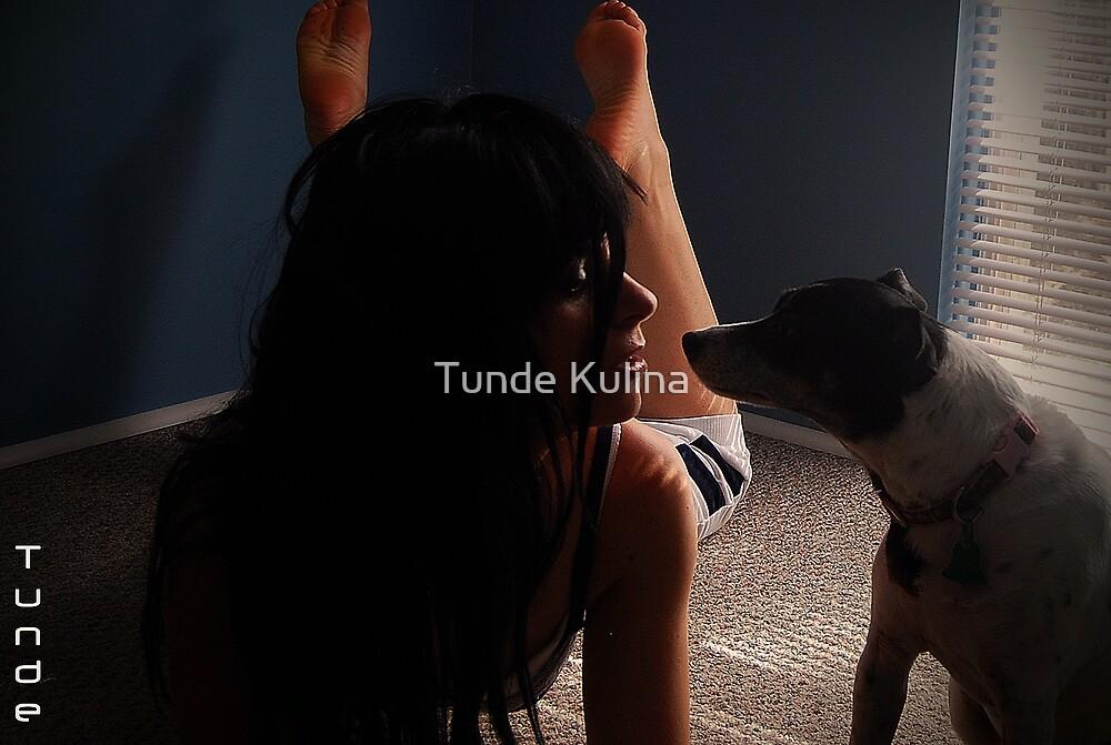 My best friend by Tunde Kulina