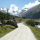 Roseg, Switzerland by Monica Engeler