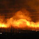 firestorm by bodymechanic
