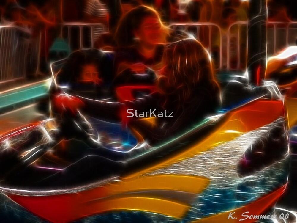 When Colors Clash by StarKatz