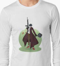 Into the battlegrounds  T-Shirt