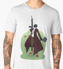 Into the battlegrounds  Men's Premium T-Shirt