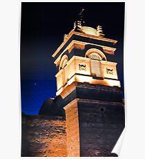 Arequipa, Unesco Heritage site Poster