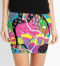My Mind Runs Wild Like Your Imagination  Mini Skirt