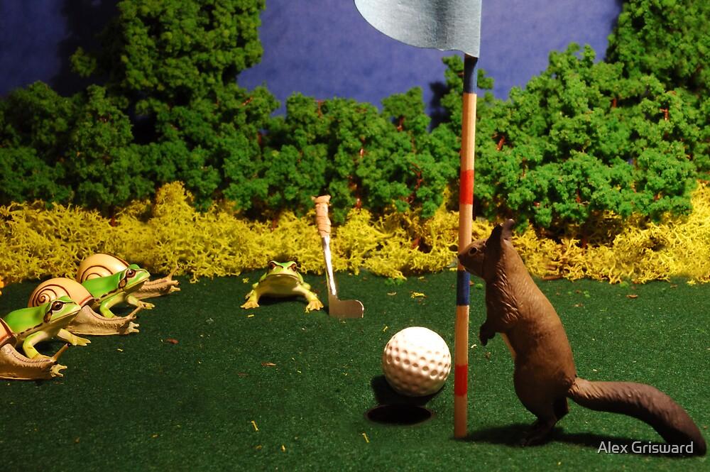 Golf by Alex Grisward