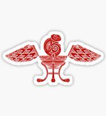 Exposed Chameleon Sticker