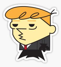 Dexter Trump Sticker