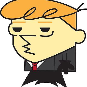 Dexter Trump by sawdust07