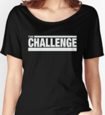MTV The Challenge Women's Relaxed Fit T-Shirt