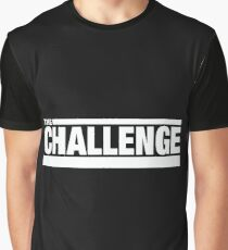 MTV The Challenge Graphic T-Shirt