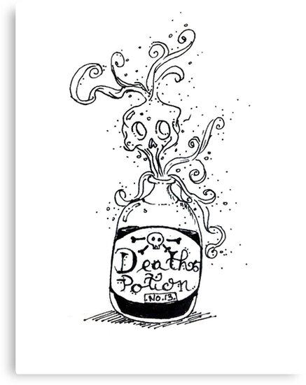 Death potion No.13 by enami