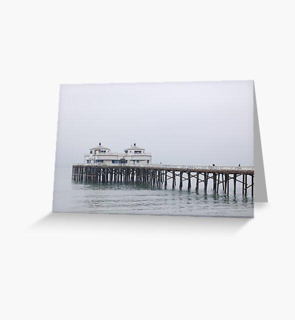 Malibu Pier by sundaisy89