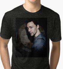 Camiseta de tejido mixto Hiddleston en Spotlight