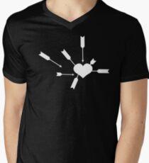 Carefree  Men's V-Neck T-Shirt