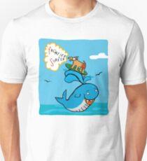 FRONTIER SURFER Unisex T-Shirt