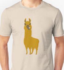 Llama is cool Unisex T-Shirt