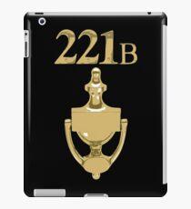 221B Baker Street - Sherlock Holmes iPad Case/Skin