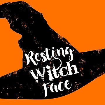 Resting Witch Face by WishingInkwell
