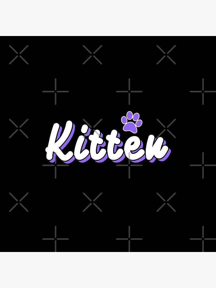 Kitten by BDSM-T-Shirt