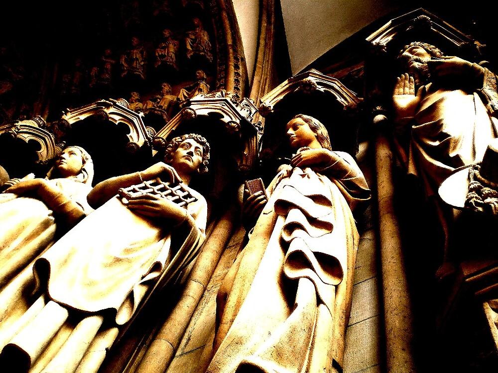 Saints by katurahstevens