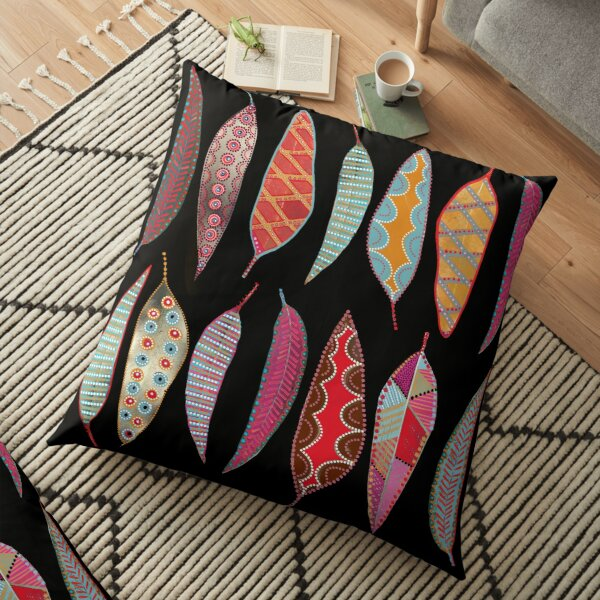 Playing with pattern  Floor Pillow